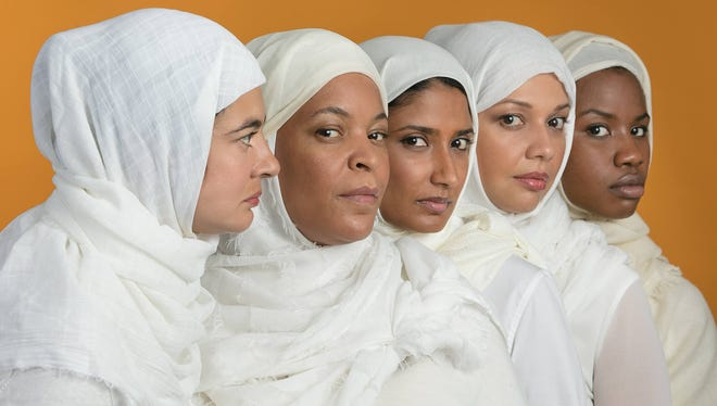 "Acclaimed Chicago playwright Rohina Malik's ""Mecca Tales"" shares the struggle of Muslim women. Crossroads Theatre's production will be the first work staged in one of its interim venues, Middlesex County College in Edison."