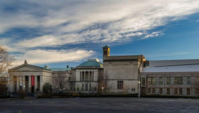 Cincinnati Art Museum.