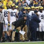 Jim Harbaugh's Michigan teams keep finding ways to lose big games
