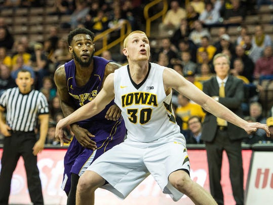 NCAA Basketball: Alcorn State at Iowa