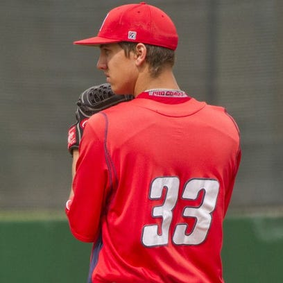 Dixie State's Dylan File signs MLB contract with Brewers