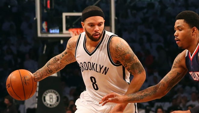 Deron Williams scored a game-high 35 points in Game 4, more than the first three games of the series combined.