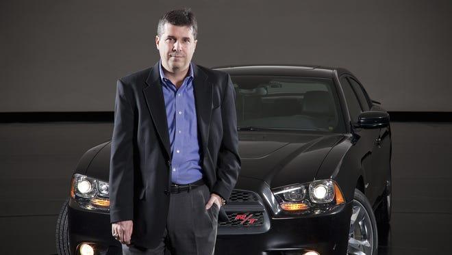 Former Fiat Chrysler quality chief Doug Betts.