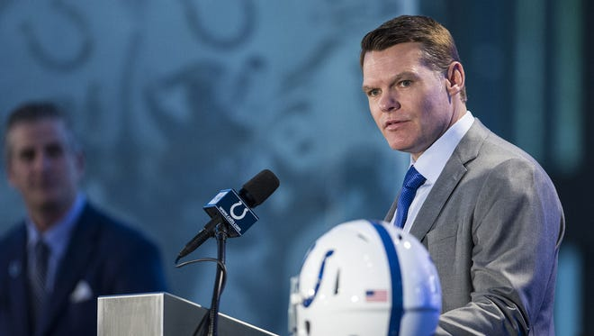 Through the first few days of free agency, the Colts and GM Chris Ballard have been quiet.