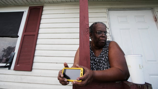 Longtime Charleston Park resident, Ella Christmas says she has broked in rashes on and off for a decade. She believes they are caused by her well water. She feels race has been a factor as to why the government has not found a solution for the majority African-American community.