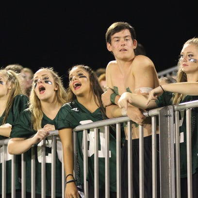 Greenbrier defeats Montgomery Central in homecoming game
