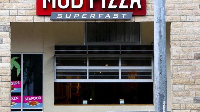 Mod Pizza is headed to Springfield's White Oaks Mall campus.