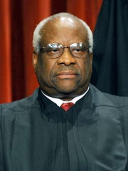 U.S. Supreme Court Associate Justice Clarence Thomas