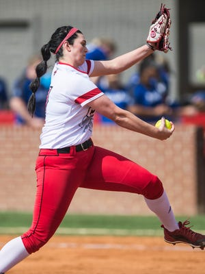 UL senior Kylee Jo Trahan may be able to play a bigger role in Cajuns' staff for remainder of the season after all.