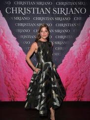 Selma Blair attends Christian Siriano's celebration