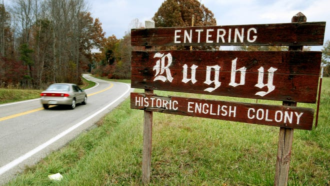 Historic Rugby is a British-founded village whose Utopian dream of a better life in America has never quite died.