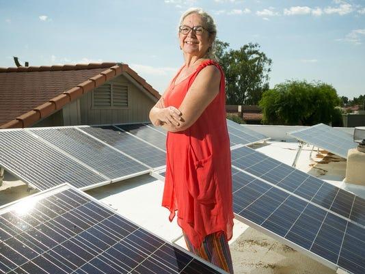 PNI solar customer
