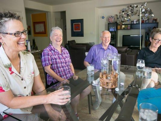 Surprise, Sun City LGBT retirees
