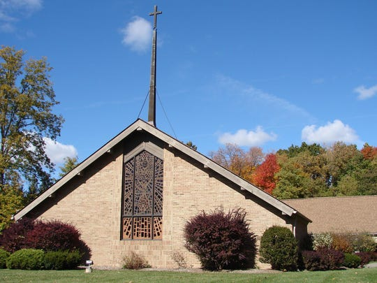 St. George's Episcopal Church is located at 801 East