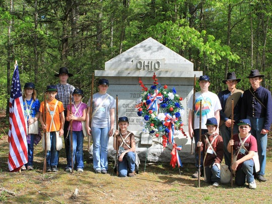 Shiloh National Military Park will be hosting the 7th annual Kids' Fun Day from 9 a.m. to noon July 23.