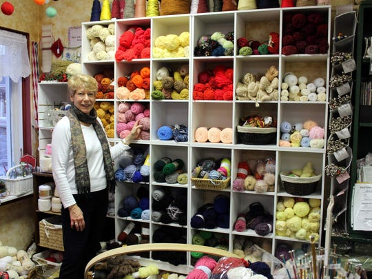 Joanne Haag oversees operations at Craft Bits & Pieces, and more than 50 volunteers.