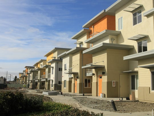 Hacienda 2 offers affordable housing in Salinas
