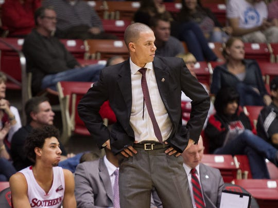 Former SUU basketball coach Nick Robinson takes on his former team Wednesday night with his new team: BYU.