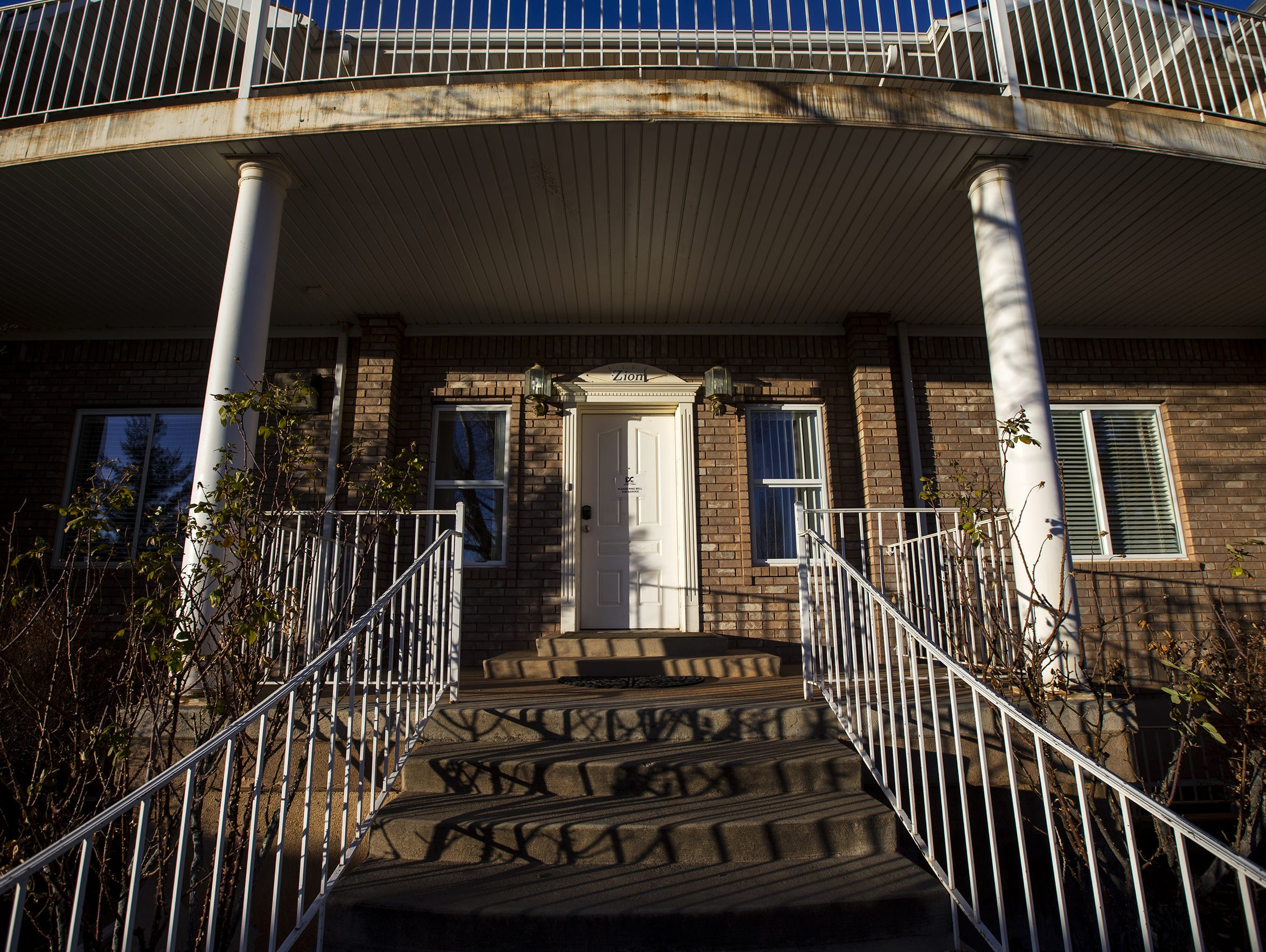 Warren Jeffs' former home in Short Creek was auctioned