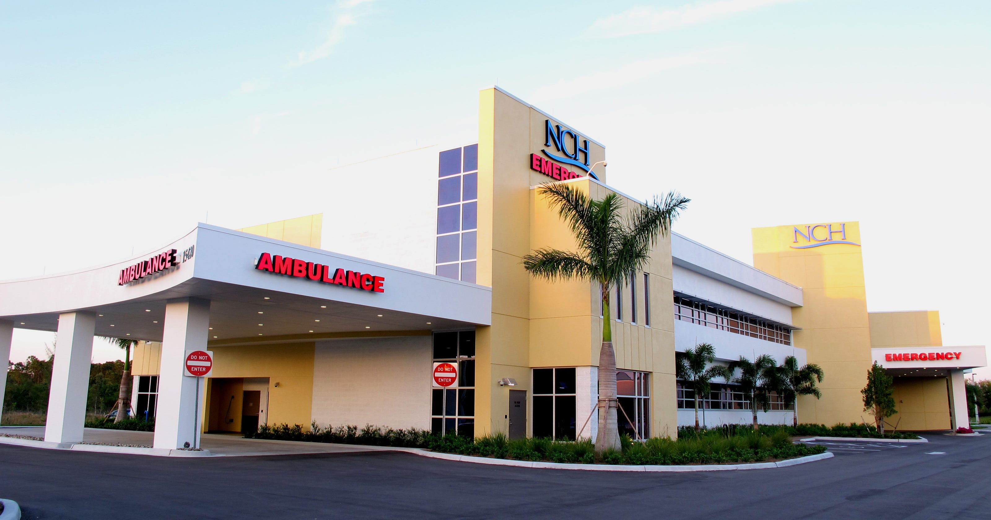 NCH Healthcare hospital system of Collier to outsource 45