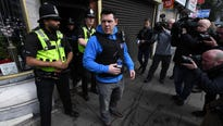 Three people were killed and dozens wounded by a lone attacker near theU.K. Parliamentin London on Wednesday.