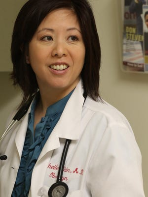 Dr. Michelle Chin is one of the doctors at Unity Ob/Gyn at Ridgeway in Greece.