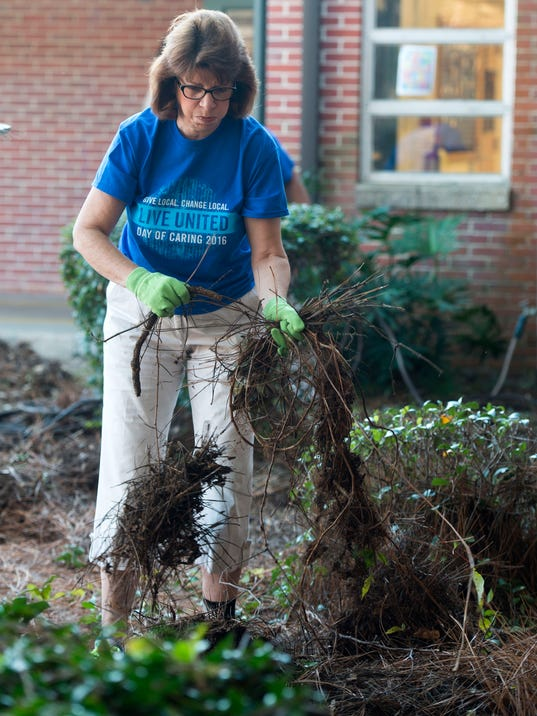 NEW CROP United Way Day of Caring