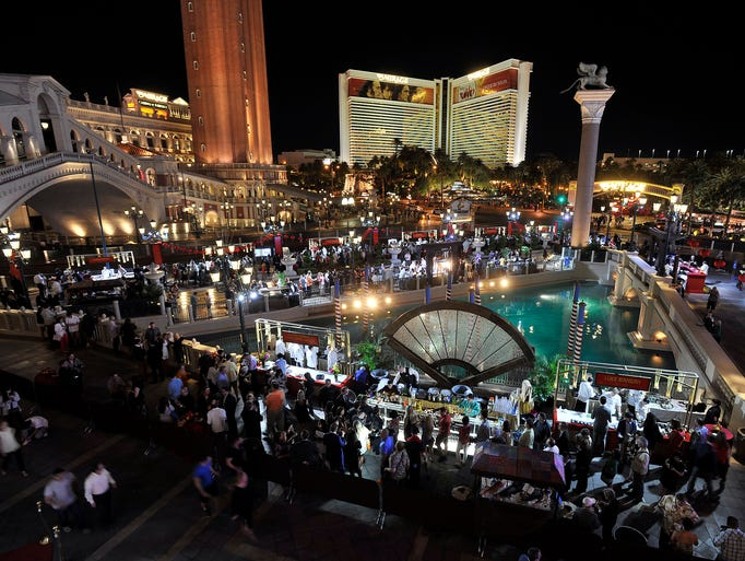 Vegas Uncork'd is the city's most renowned food festival