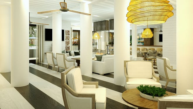 The Ronto Group announced that the Phase I building at Eleven Eleven Central will showcase elegant common areas designed by Renee Gaddis, NCIDQ, ASID, GREEN AP, president and principal designer of Renee Gaddis Interiors in Naples.