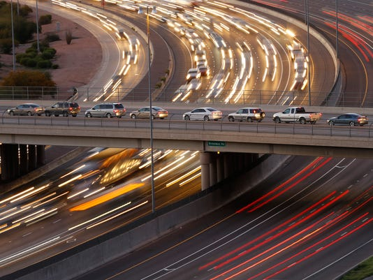 Traffic in Phoenix