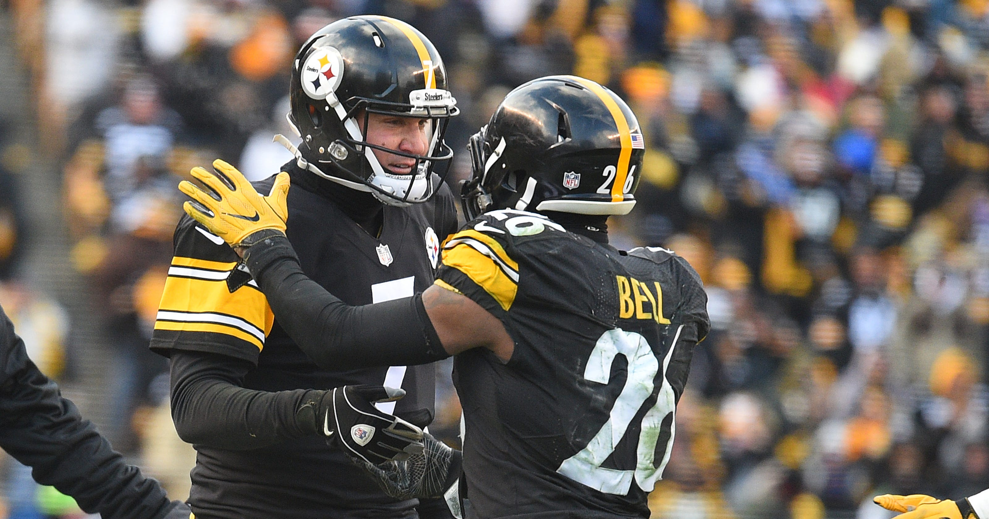 Pittsburgh Steelers  2018 NFL draft needs  Time to replace stars  ecd5929b7