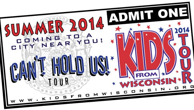 KIDS from Wisconsin tour