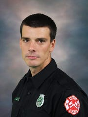 West Allis Firefighter Zeke Dombrowski