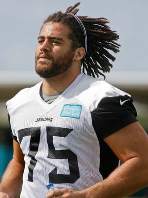 Lebanon's Jared Odrick is ready for his second season with the Jacksonville Jaguars.