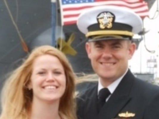 Engagements: Lt. Joseph Hoff & Elyse Nichol