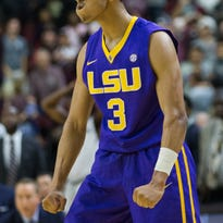LSU plan is to be playing in Sweet 16 at this time next year instead of returning from NIT