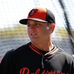 Buck Britton is Shorebirds' new hitting coach