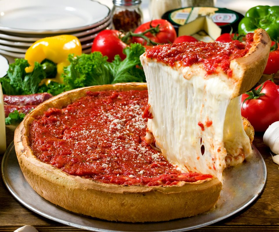 Giordano's Menu | Deep Dish Pizza | Magnificent Mile