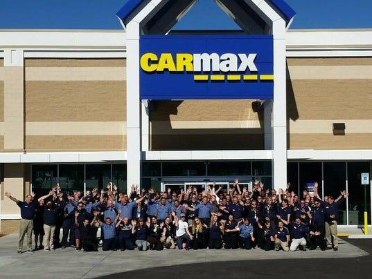carmax opens  store  reno
