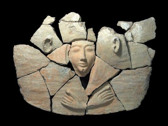 egyptian scarab artifact