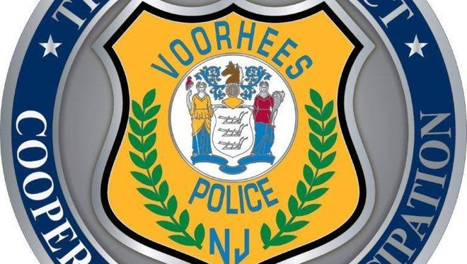 A Winslow man's lawsuit contends he was beaten by a Voorhees police officer.