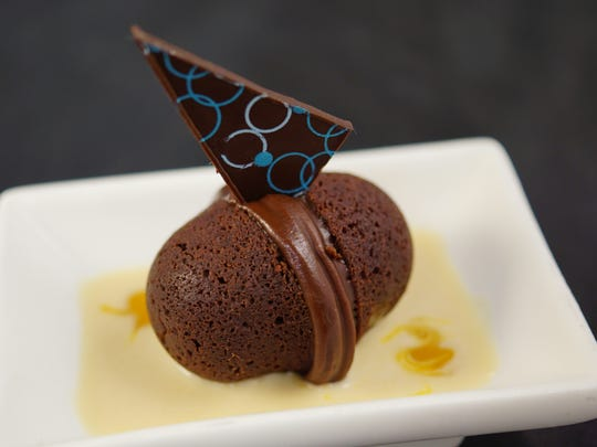 Flourless Chocolate Cake created by Robert Bellini,