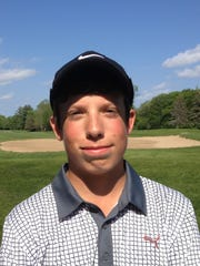 Bay Port freshman Jed Baranczyk
