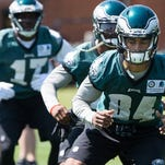 Plenty to learn at Eagles' training camp