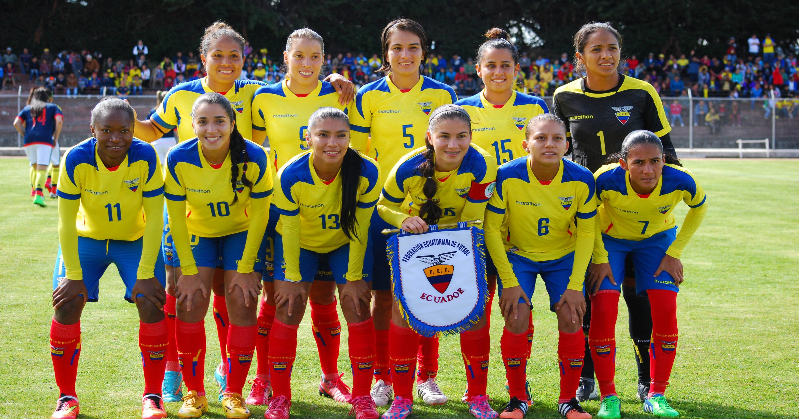 d5a23a9bf Ecuador will likely be overpowered in its first Women s World Cup