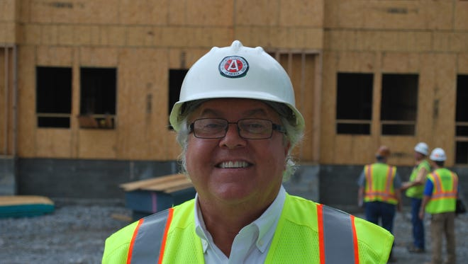 Bill Young, executive vice president, Associated General Contractors of Tennessee