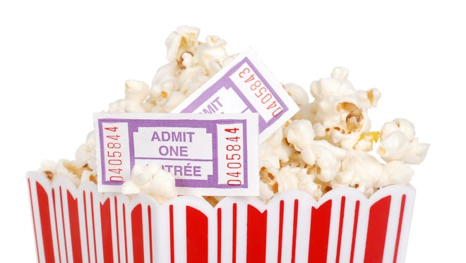 Next time you're at the movies, split the popcorn and go butter-less.