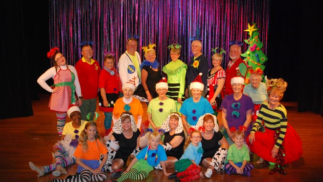 The Mesquite Toes Tap Team will perform Dec. 10 and 11 for the annual Christmas Benefit Show.