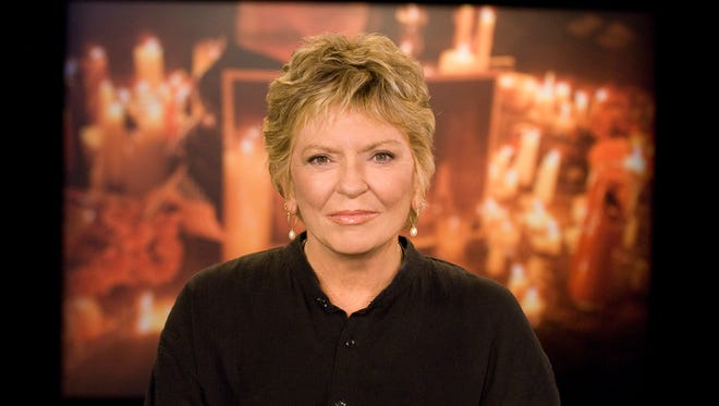 Linda Ellerbee in June 2011, when she anchored a news special for kids examining the 9/11 terrorist attacks, on Nickelodeon.