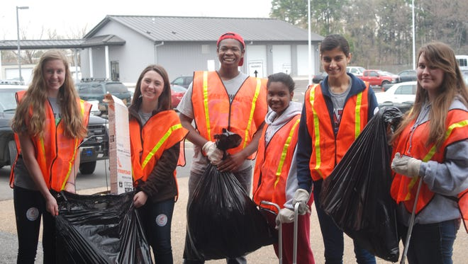Ouachita Green will host a parish-wide cleanup on Saturday, April 23 as part of the Great American Cleanup.